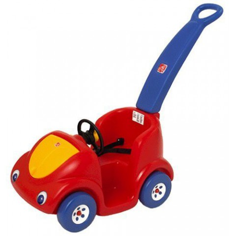 Step2 Push Around Buggy (Red)