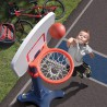 SHOOTIN' HOOPS PRO BASKETBALL SET