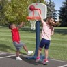 SHOOTIN' HOOPS JUNIOR 42 INCH BASKETBALL SET