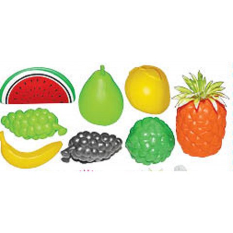 fruits toy set
