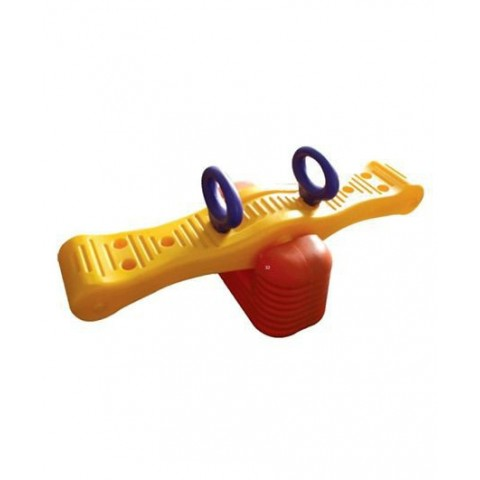 Playgro Toys Log Tetter Totter See Saw - (Colour May Vary)