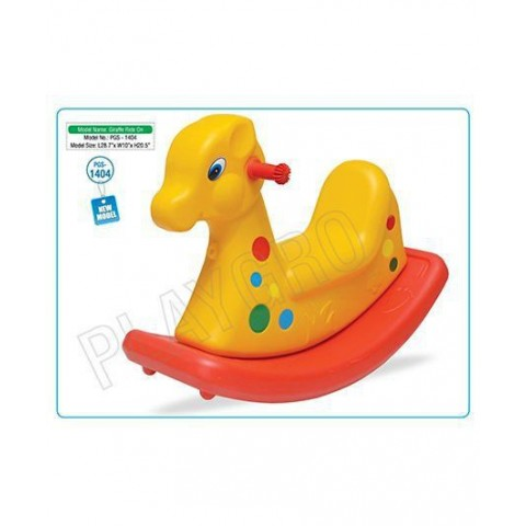 Playgro Toys Giraffe Shaped Rocker