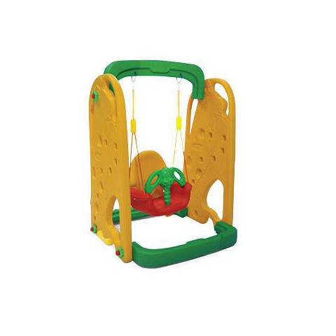 eHomeKart Plastic Playgro Giraffe Swing for Kids