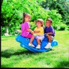 ittle Tikes Whale Teeter Totter - Blue, Blue, Toys for Kids, 1 Year & Above, Outdoor , Playground Toys