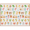 Parklon Double Side Living and Baby Play Mat (Beige-Multi)