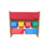 BabyCenterIndia Book and Toy Storage Organizer