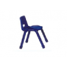 Mango-1115 Chair Molded Plastic Shell with Metal Frame of 38 mm Seat Height: 300mm/350mm