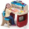 Step2 Dx Art Master Activity Desk with Stool