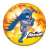 Batman Licensed Inflatable Ball 9 inches