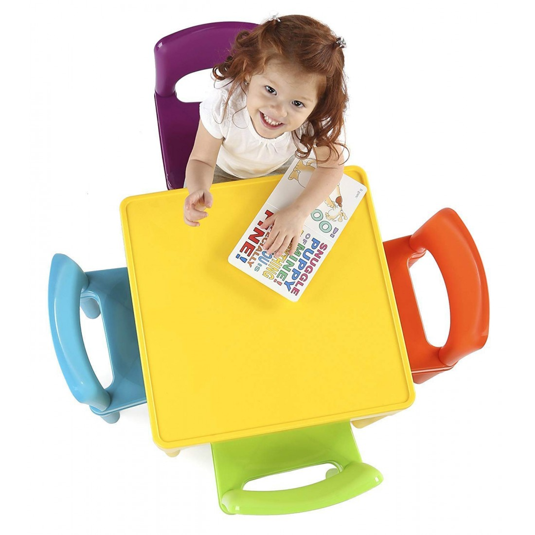 BabyCenterIndia Table and Chairs Set