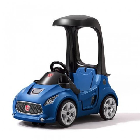 TURBO COUPE FOOT-TO-FLOOR ( BLUE )
