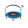 Little Tikes Trampoline - Blue, Toys for Kids, 1 Year & Above, Outdoor & Indoor, Playground Toys