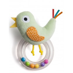 Cheeky Chick Rattle