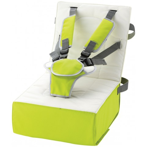 Baby Booster Cushion Green
