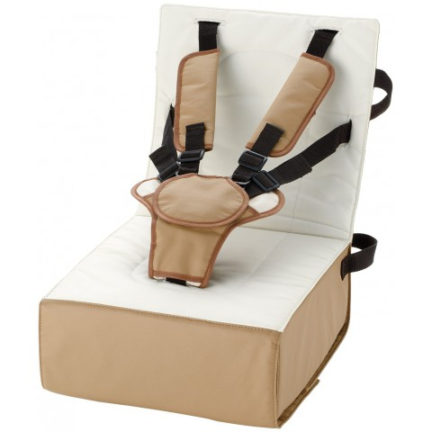 Baby Booster Cushion R Brown